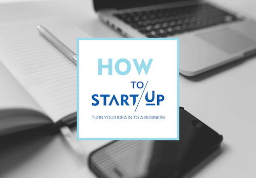 How to start-up