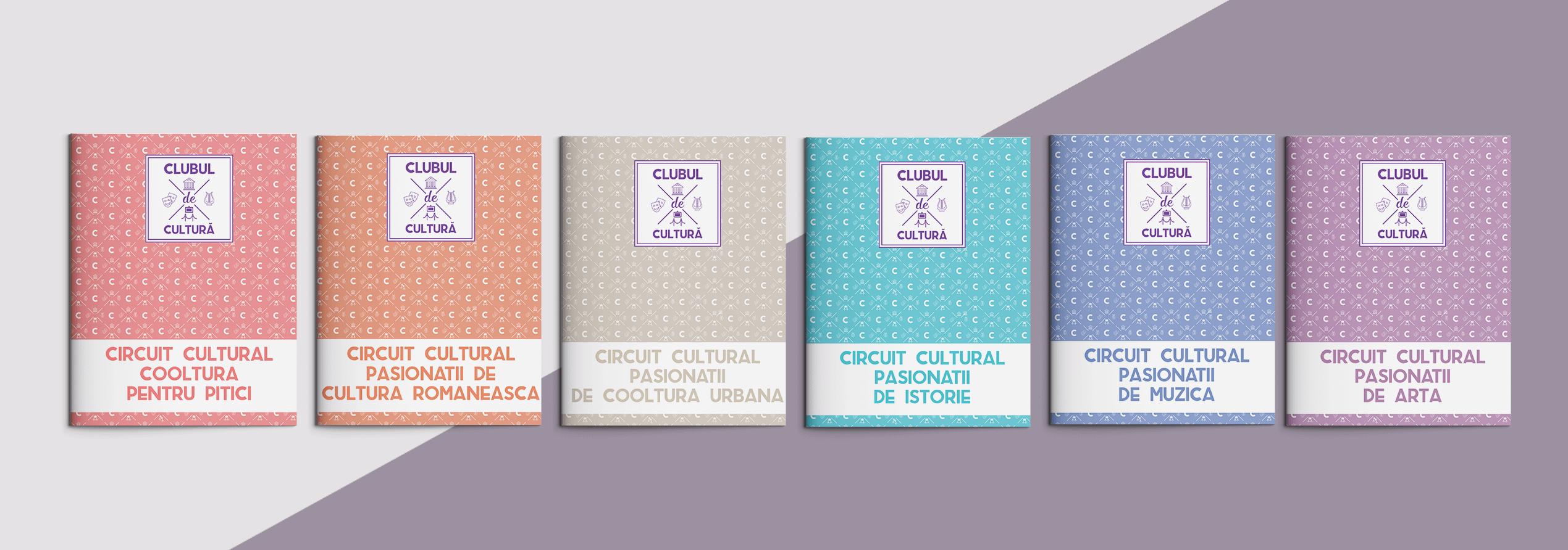 Clubul de Cultura folders